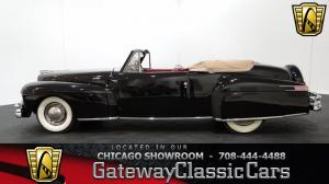 1948 Lincoln  - Stock 858 - Chicago, IL