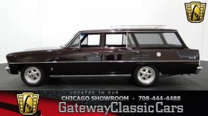 1966 ChevroletChevy II Wagon - Stock 861 - Chicago