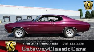 1970 ChevroletSS  - Stock 876 - Chicago, IL