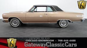 1964 ChevroletMalibu SS  - Stock 907 - Chicago