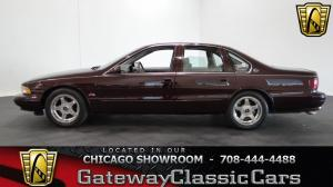 1996 ChevroletSS  - Stock 947 - Chicago