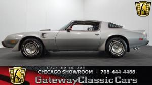 1979 PontiacTrans Am  - Stock 962 - Chicago