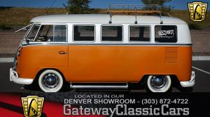 1966 Volkswagen 13 Window Bus