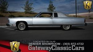 1977 LincolnTown Coupe  - Stock 189 - Denver
