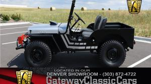 1940 Willys Jeep