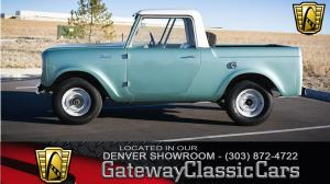 1962 International Harvester Scout