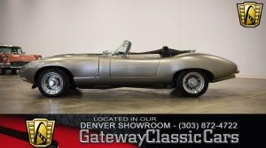 1961 Jaguar XKE Wildcat Roadster