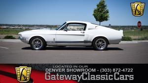 1968 Ford Mustang GT 350 Tribute