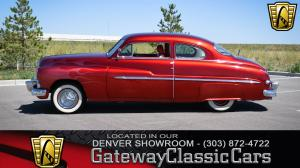 1950 Mercury Club Coupe