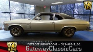 1969 Chevrolet Nova SS Tribute