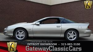 2001 ChevroletSS  - Stock 487 - Detroit