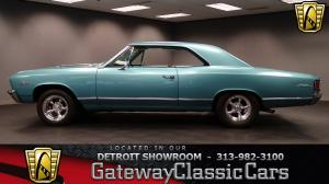 1967 Chevrolet  - Stock 496 - Detroit, MI