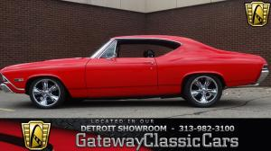 1968 ChevroletSS  - Stock 543 - Detroit, MI