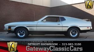 1971 FordMach 1  - Stock 560 - Detroit