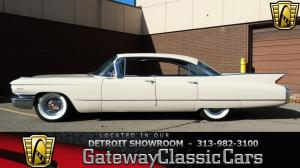 1960 Cadillac  - Stock 563 - Detroit