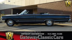 1963 Mercury  - Stock 580 - Detroit