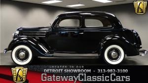 1936 Ford  - Stock 594 - Detroit
