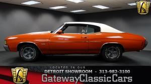 1972 Chevrolet  - Stock 599 - Detroit