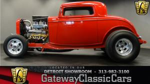 1932 FordCoupe  - Stock 624R - Detroit, MI