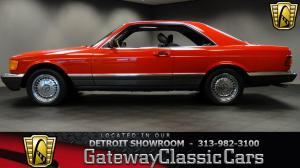 1984 Mercedes-Benz  - Stock 640 - Detroit