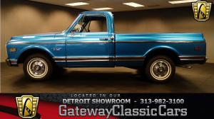 1970 Chevrolet10  - Stock 643 - Detroit