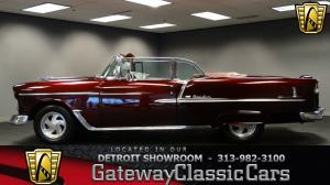 1955 ChevroletConvertible  - Stock 644 - Detroit