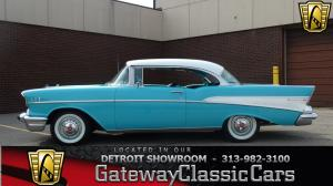 1957 Chevrolet  - Stock 662 - Detroit, MI