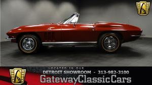 1966 ChevroletStingray  - Stock 663 - Detroit