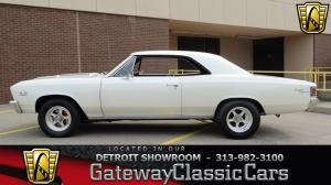 1967 ChevroletSS  - Stock 669 - Detroit