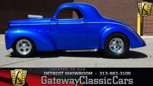 1940 Willys  - Stock 675 - Detroit
