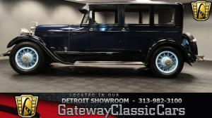 1928 Lincoln Four Door 687