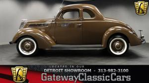 1937 Ford  - Stock 700 - Detroit