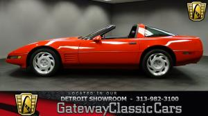 1991 ChevroletZR-1  - Stock 708 - Detroit