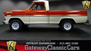 1968 Ford F100 714