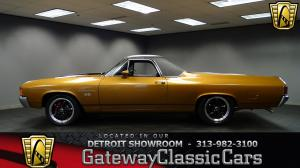 1972 Chevrolet  - Stock 717 - Detroit