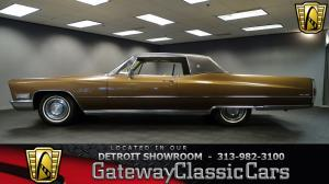 1968 Cadillac<br/>Coupe Deville