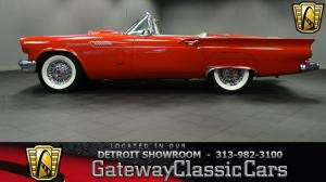 1957 Ford<br/>Thunderbird
