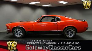 1970 FordMach 1  - Stock 743 - Detroit