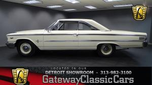 1963 Ford500 R Code - Stock 747 - Detroit