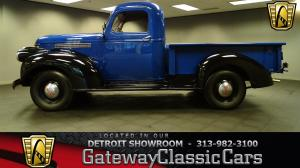 1941 Chevrolet  - Stock 760 - Detroit