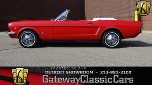 1965 FordConvertible  - Stock 779 - Detroit
