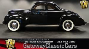 1939 FordCoupe  - Stock 797 - Detroit