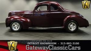 1939 FordCoupe  - Stock 798 - Detroit