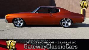 1971 Chevrolet  - Stock 825 - Detroit