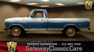 1973 Ford  - Stock 832 - Detroit