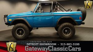 1977 Ford Bronco 848