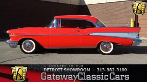 1957 Chevrolet Bel Air 855