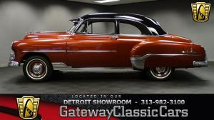 1952 Chevrolet  - Stock 859 - Detroit