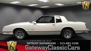 1987 ChevroletSS  - Stock 878 - Detroit