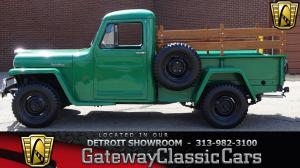 1951 Willys  - Stock 936 - Detroit